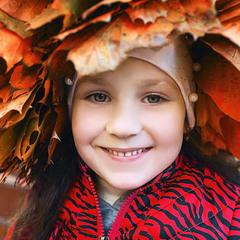 Осень на голове...)