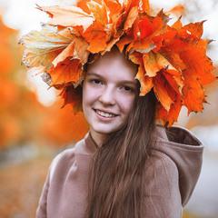 осенняя красота - Анастасия