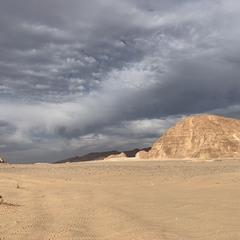 Песчаные просторы