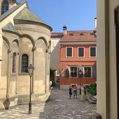Старинные улочки Львова
