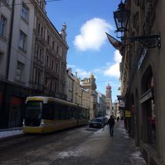 Красота старинных улиц