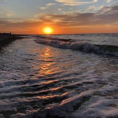 Утро у воды