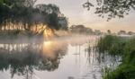 Ранок на річці...