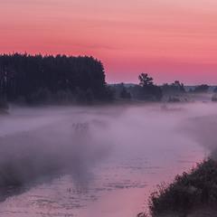"""""""Миколині тумани"""" - Досвітня пора..."""