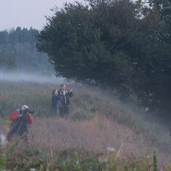 """Друзі - """"маньяки"""" фотографи на """"Миколиних туманах"""""""