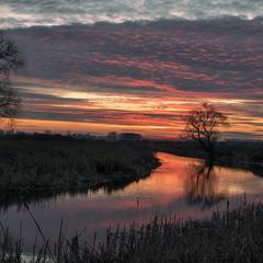 Після заходу сонця...