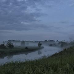 """Передсвітанкова... """"Миколині тумани"""""""