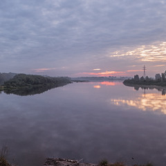 Велич ранкової Десни...