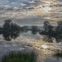Ранок на озері...
