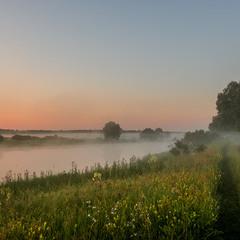 На  озері Солонецьке...