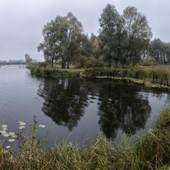 Осінь на озері...