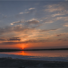 Озеро Солонець-Тузли