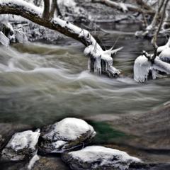 весняні потоки