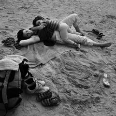 Пляжная идилия...