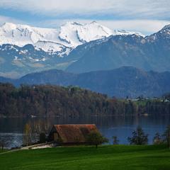 Альпийская весна