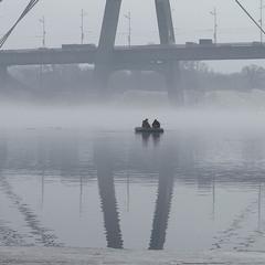 Геометрія зимової рибалки