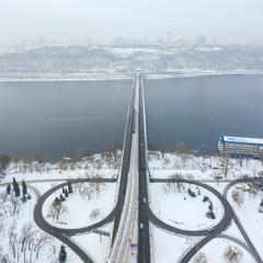 Самый эротичный мост Киева