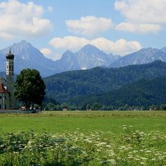 Баварские просторы