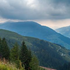 Альпы в Кицбюэле