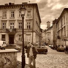 настрій старого міста