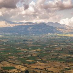 высокогорное плато