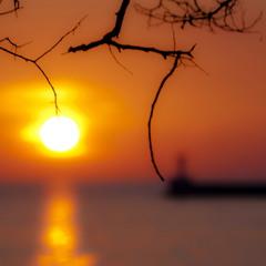Севастопольские закаты. №6 Медитативный