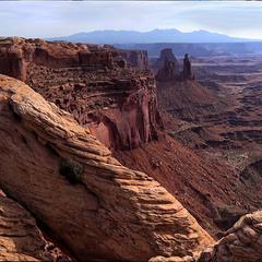 Canyonlands, прощальный взгляд