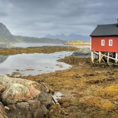 Lofoten. Norge.