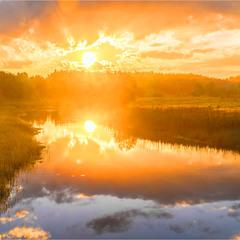 Солнца рать и Божья благодать...