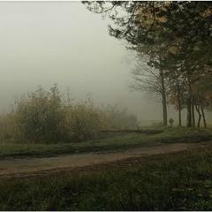 Туман туманище над миром стелется...