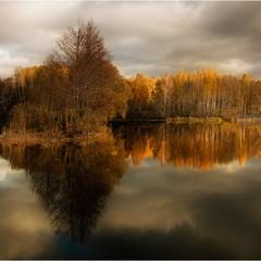 Осень на Лупке