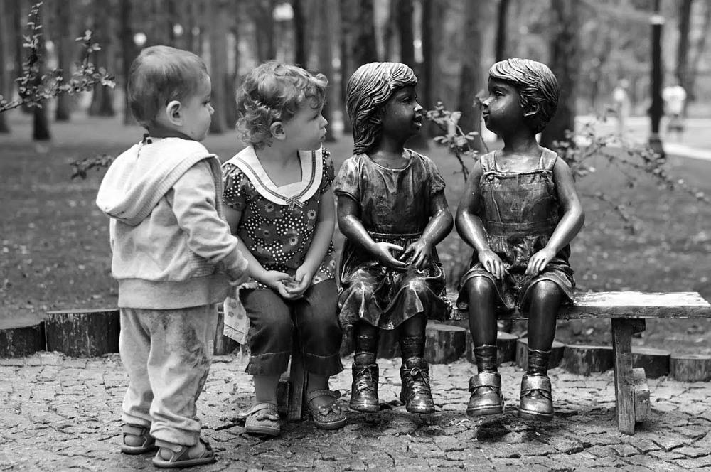 Детство картинки прикольные
