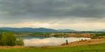 Озеро в Саксонии