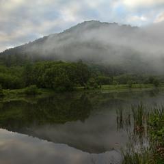Ранкове озеро