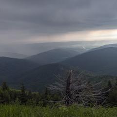 Всеохоплюючі дощові хмари