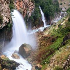 Водопады Капузбаши