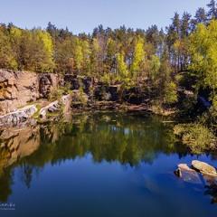 Коростышевский каньон