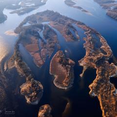 Дивные острова