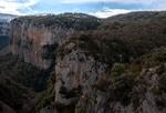 Стены каньона Арбаюн