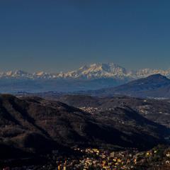 Ось вже й Альпи недалече