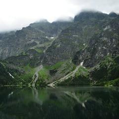 Дымчатое озеро