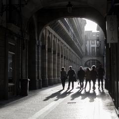Люди и тени