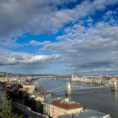 Небо над Будапештом