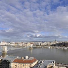 Над Дунаем