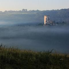 Таємничий ранок у Червонограді