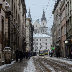 Львівські будні