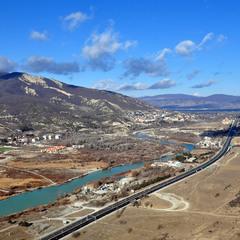 Вдоль Грузинской военной дороги