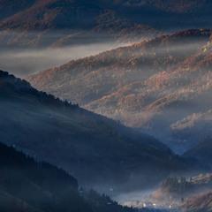 Вечірні тумани