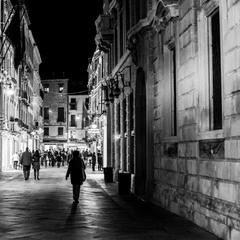Вечір у Венеції
