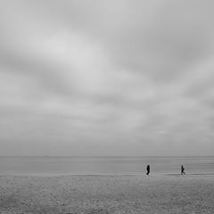 Зима и море